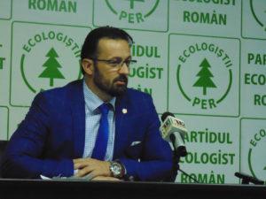 Adio PER. Fostul senator liberal Cristian Bodea a dat jos si ia ecologista